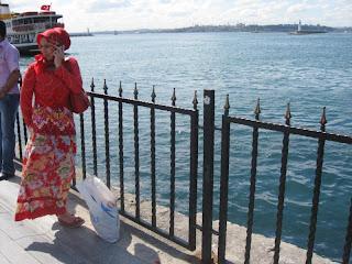 دختر با حجاب ترکیه ای