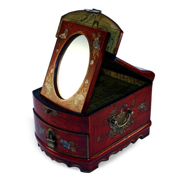 cadeau d 39 anniversaire une boite bijoux le cadeau. Black Bedroom Furniture Sets. Home Design Ideas