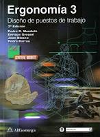 Ergonomía  3, Diseño,Puestos de Trabajo,Pedro Mondelo,Descarga, gratis