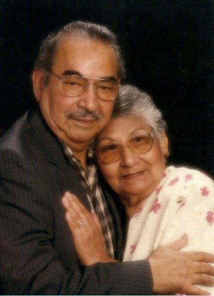 Our Parents, Frank & Beatrice Lopez