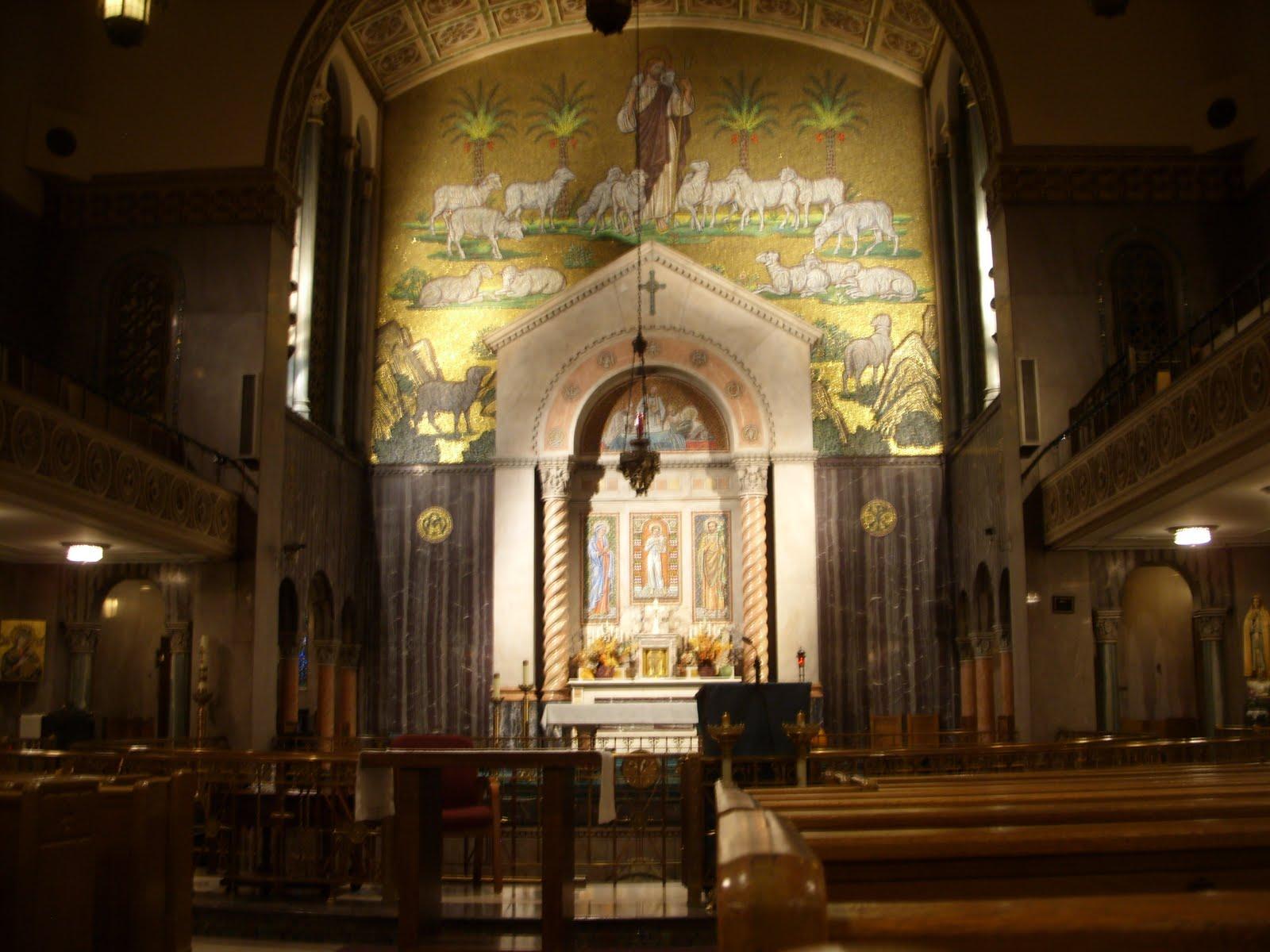 Saint Aloysius High Altar