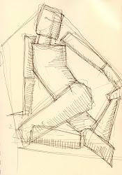 shapes simple geometric drawing figure gesture