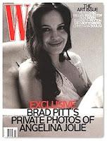 53d305b87d InfoStar Celebrity  Angelina Jolie Breastfeeding On Cover Of