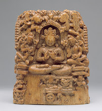scenes from the life of the Buddha, ca. 10th century