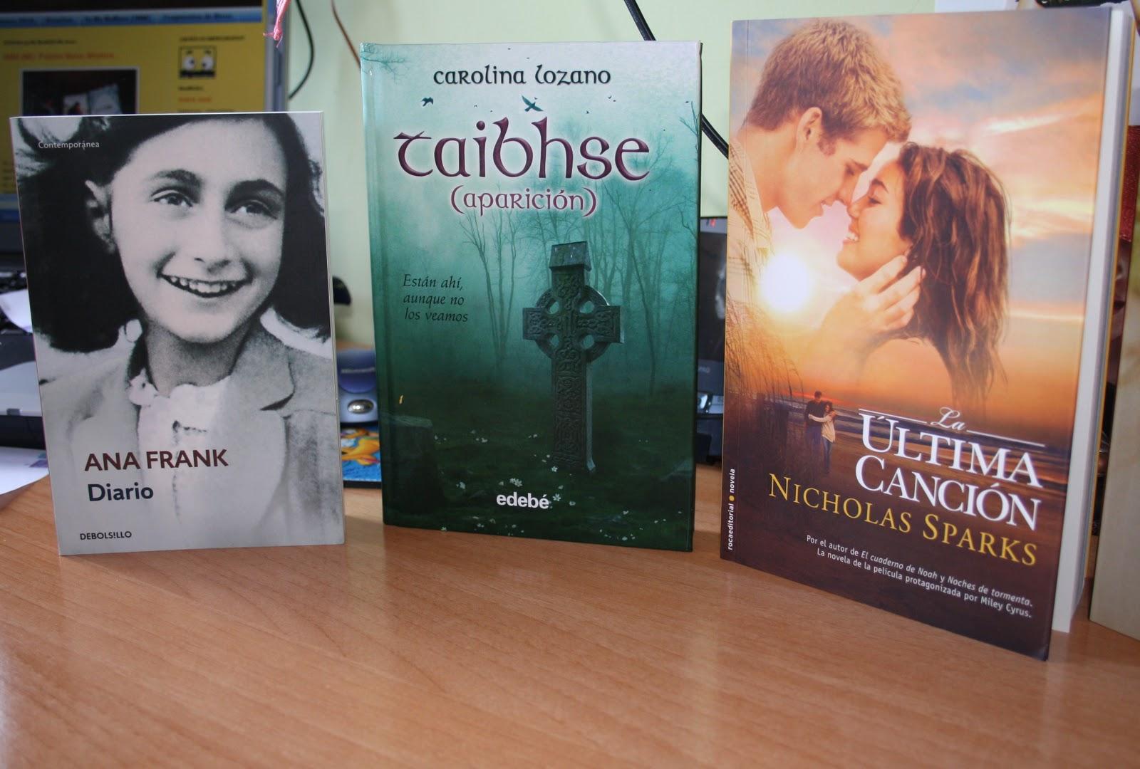 Impresiones De Libros Abril 2010
