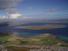 View of the island of Graemsay