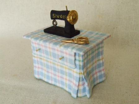Mesa de costura -