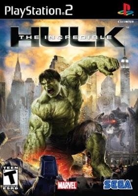 [Play2/Play3] Detonado - The Incredible Hulk 12575