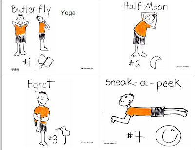 teacher space simple yoga poses for kids  the incredible