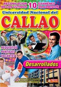 LIBRO RECOPILACION DE EXAMENES CALLAO