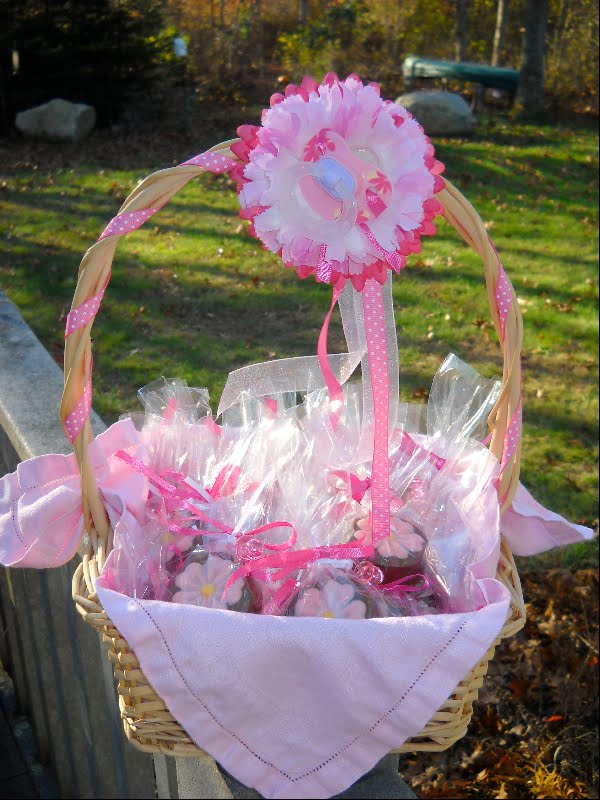 Baby Shower Food Ideas: Baby Shower Favors Craft Ideas
