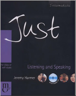 Just Listening Speaking Intermediate, Book