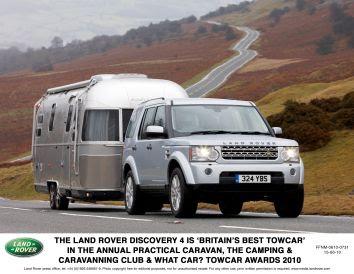 Barretts Land Rover Latest News