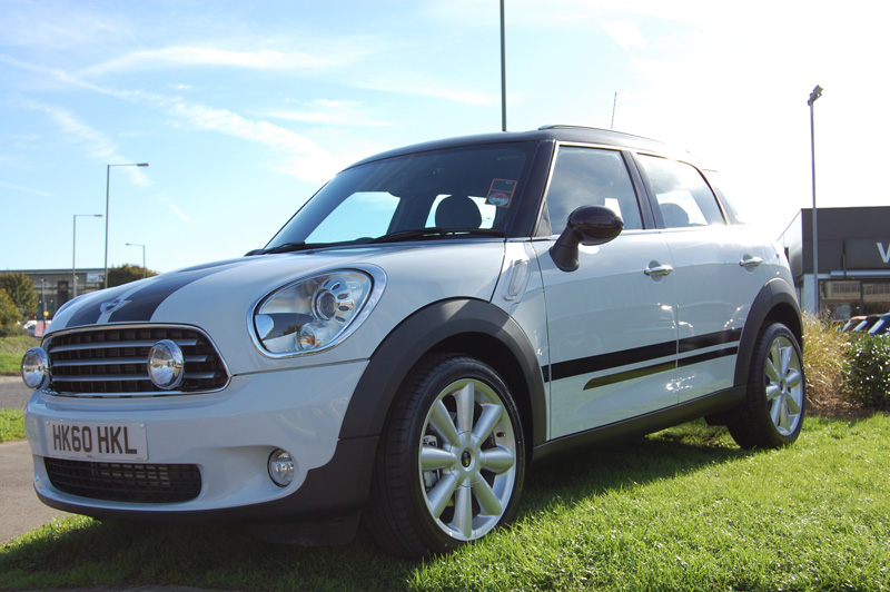 Cars For Sale Guildford Uk: New And Used Mini Cars For Sale UK