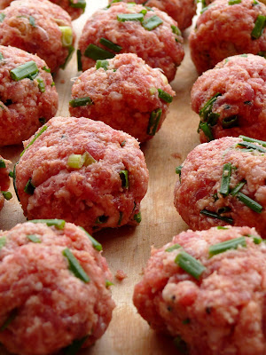 ... and Dried: Lamb Meatballs with Nigella Seeds and Smoked Paprika (SCD