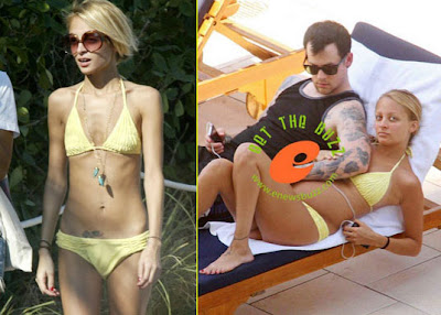 bikini Nicole richie
