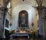 Santa Sofia, Venice interior ©CandaceMagner