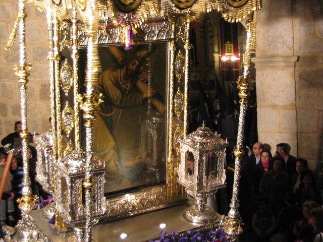Cofradía de Ntro. Padre Jesús Nazareno de Jamilena