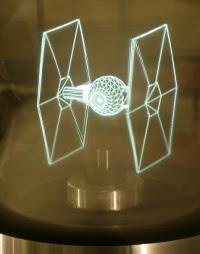 Veille technologique autour de l 39 holographie fabrication for Application miroir ordinateur