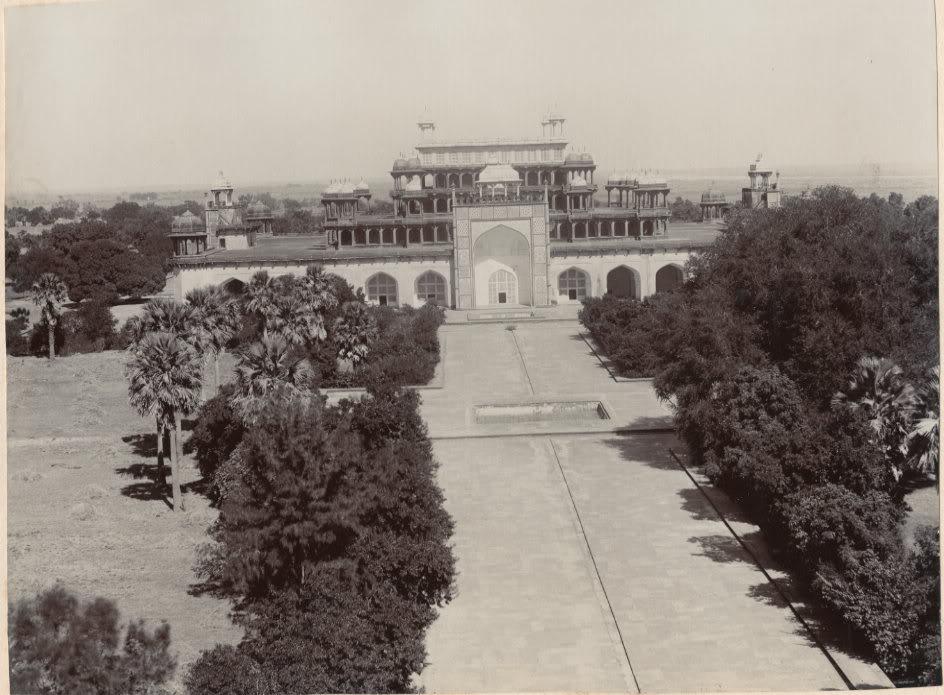 Agra Palace 1870s
