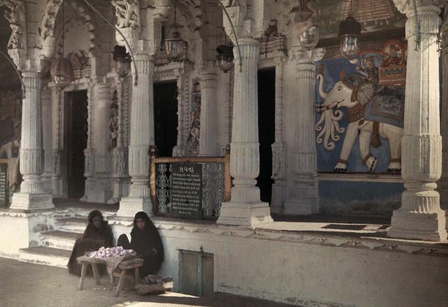Jain Temple in Ahmedabad  - 1926