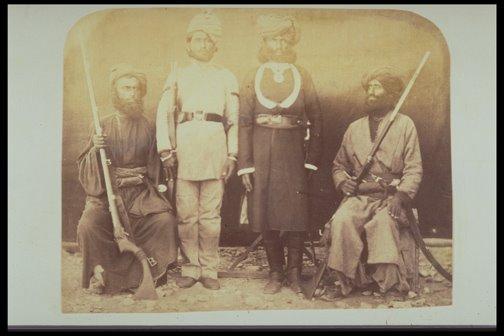 Sind Police 1857