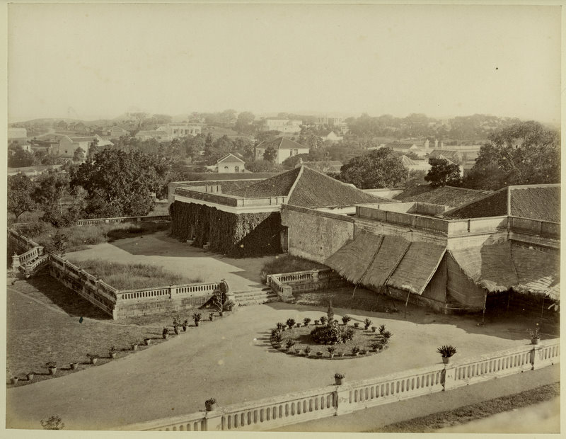 Photograph Near Secunderabad - 1870s - Old Indian Photos