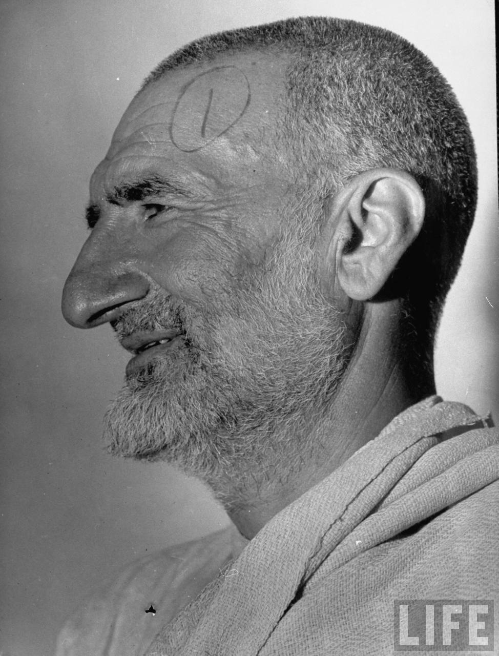 Abdul Ghaffar Khan, know as the Frontier Gandhi - 1946