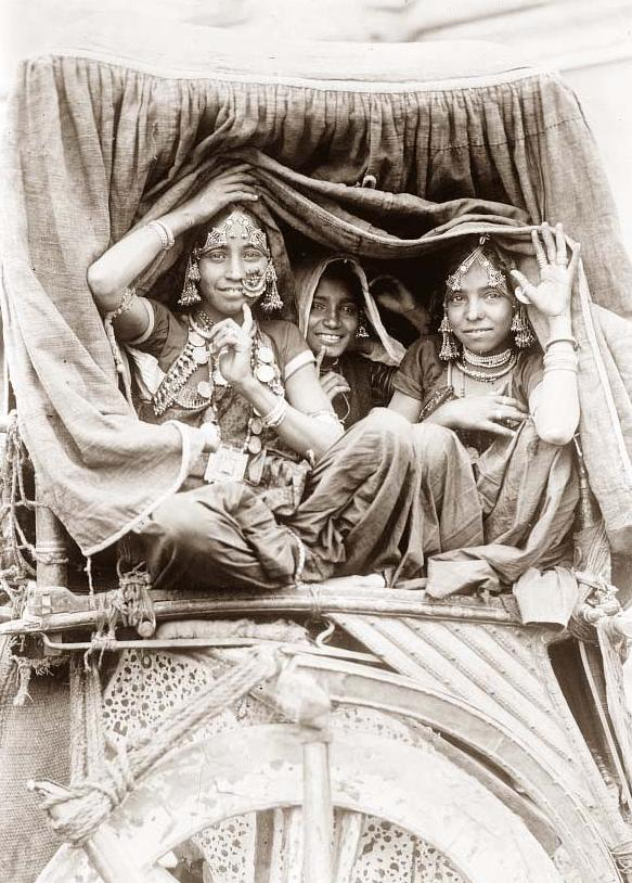 Indian Nautch Girls - Date Unknown