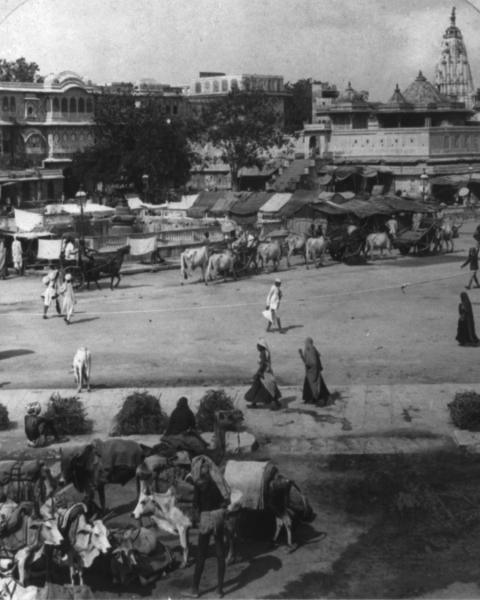 Amber Square Jaipur - Rajasthan 1912