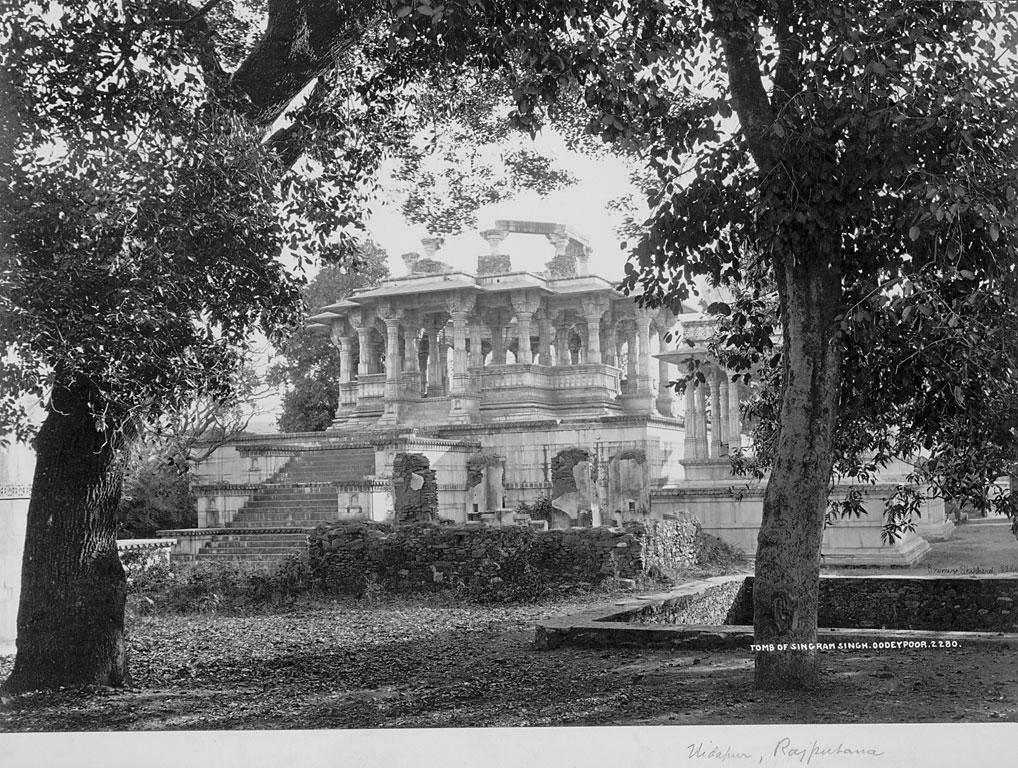 Tomb of Maharana Sangram Singh - Udaipur Rajasthan