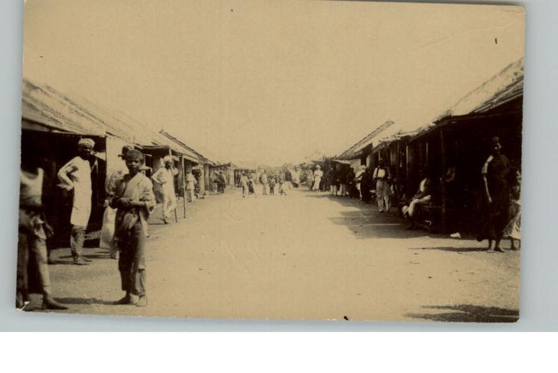 Bangalore Street Scene - c1910