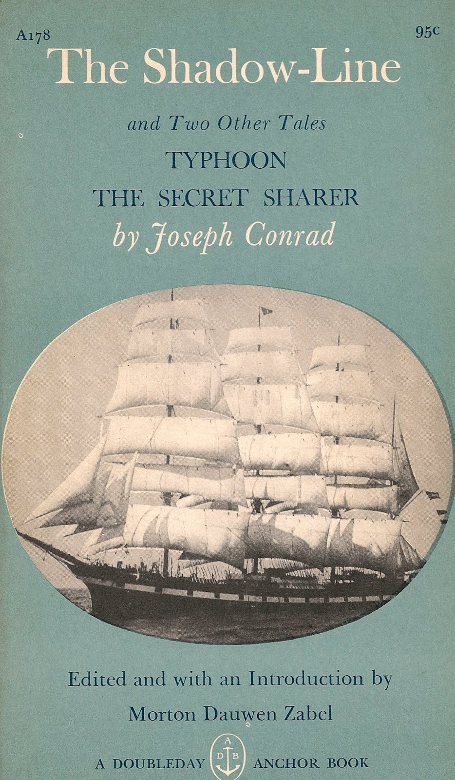 conrad the shadow line  Dreamers Rise: Conrad at Anchor