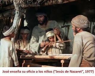¿Qué oficio ejerció San José? ¿Fue realmente carpintero? 1