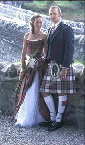 b4a11be1201 Tartan Wedding Dresses - Wedding Dress   Decore Ideas