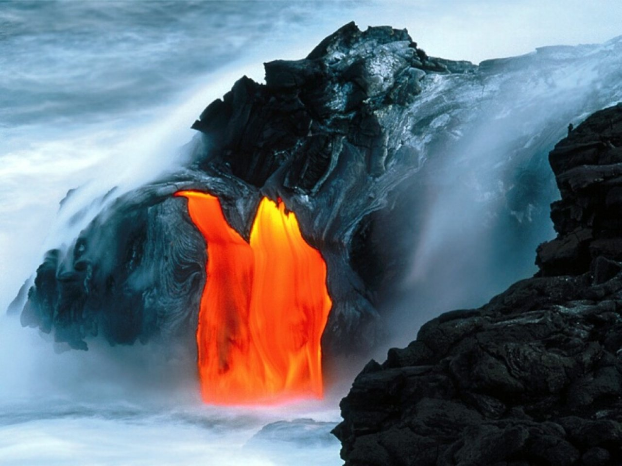 Big Island Volcano Trip: COOL VOLCANO PICTURES