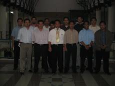 Senarai Ahli Asal KSRC
