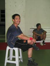 Friendly Badminton (Team KSRC VS Team JPPHB)