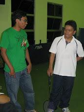 Kejohanan Badminton Tertutup KSRC