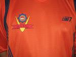 Logo & Nama Brand Jersey Rasmi Team Futsal
