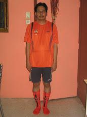 Jersey Rasmi Team Futsal