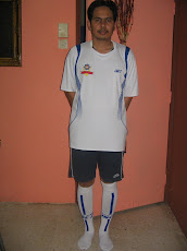 Jersey Rasmi Penjaga Goal Team Futsal KSRC