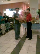 Pertandingan Tenpin Boling Muhibbah 2008 FSS VS RMC