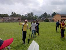 Ekspedisi Berkayak Di Sg. Slim, Slim Village hingga ke Tasik Slim River,19 April 2008