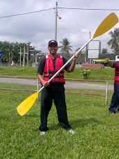 Ekspedisi Berkayak Di Sg. Slim, Slim Village hingga ke Tasik Slim River, 19 April 2008