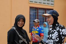 XPDC Berkayak Di Sg. Slim, Sim Village (19 April 2008)