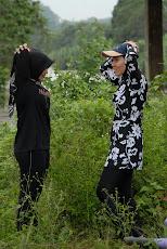 XPDC Berkayak Di Sg. Slim Village (19 April 2008)