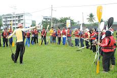 XPDC Berkayak Di Sg. Slim, Slim Village (19 April