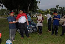 XPDC Berkayak Di Sg. Slim, Slim Village (19 April 2008)