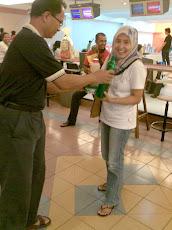 Kejohanan Tenpin Boling Campuran Berpasukan, Karnival Sukan Staf UPSI Ke-3 2008
